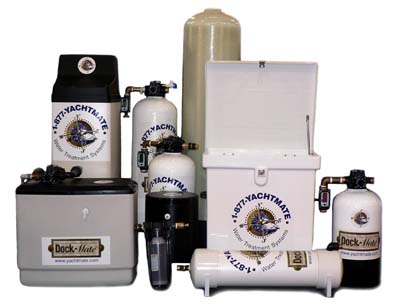 Eco Yacht-Mate Water Softeners